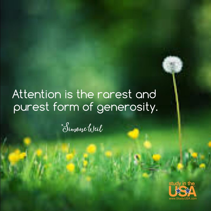 blog Image Monday Quote by Simone Weil