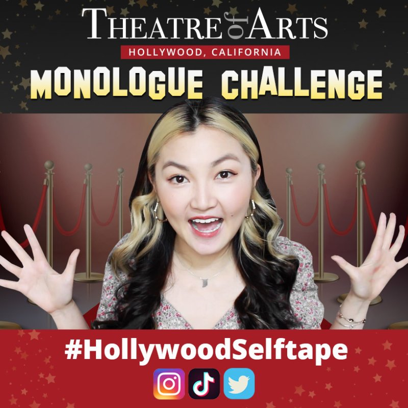 blog Image Want to get discovered? Take the Theatre of Arts Hollywood monologue challenge!