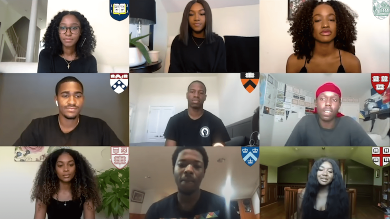 Blog post image for 8 BLACK Ivy League Students Explain WHY BLACK LIVES MATTER! | THE CONVO