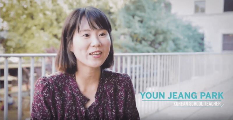 Blog post image for Youn Jeang Park from South Korea recommends the ESL program at University of Texas at Austin