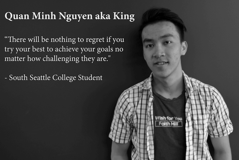 Blog post image for Learn about Quan's experience at South Seattle College International Programs!