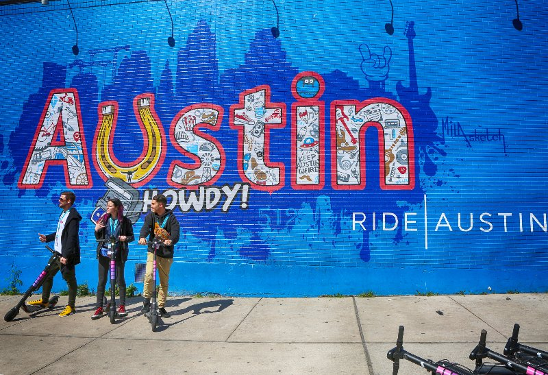 Blog post image for Austin, TX: An Amazing City