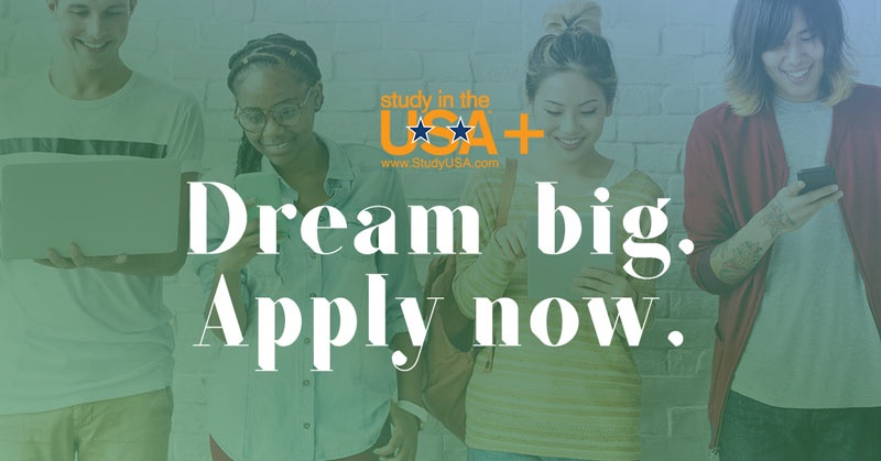 Blog post image for Start Your StudyUSA+ Application Now!