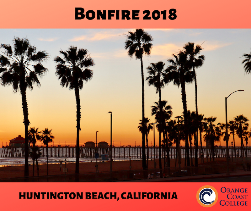blog Image From Student Blogger, Nand: Meet and greet event - The Bonfire 2018