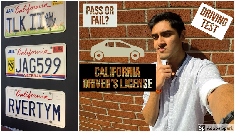 Blog post image for From Student Blogger, Nand: Driver's License Test experience