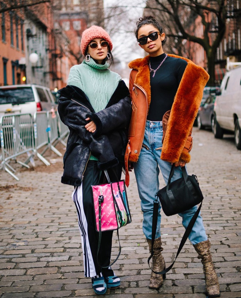 Blog post image for The Best of New York Fashion Week Street Style