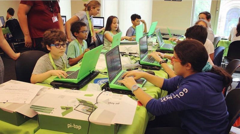 Blog post image for World's #1 Summer Computer Camp for Kids & Teens