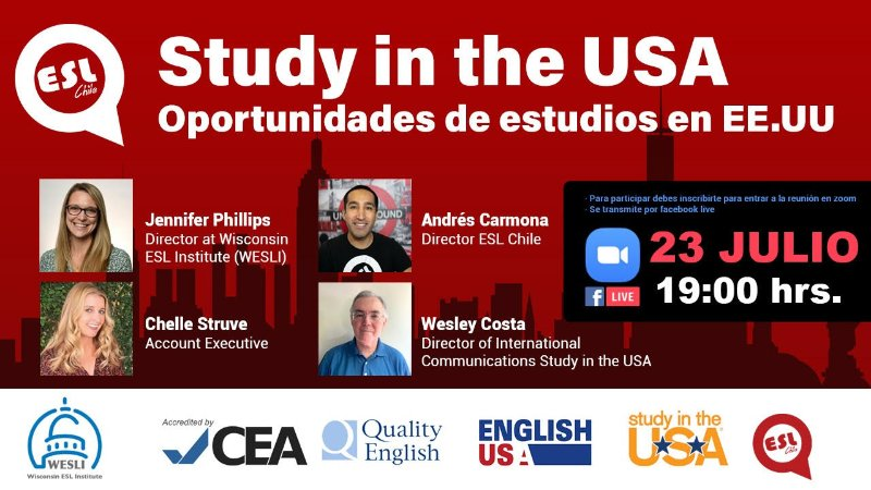 Blog post image for Study USA: Oportunidades de Estudio en EEUU