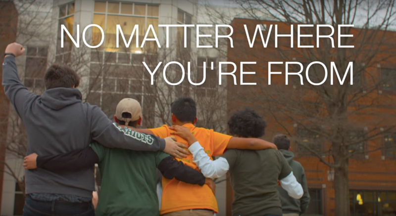 Blog post image for George Mason University says: You Belong Here!