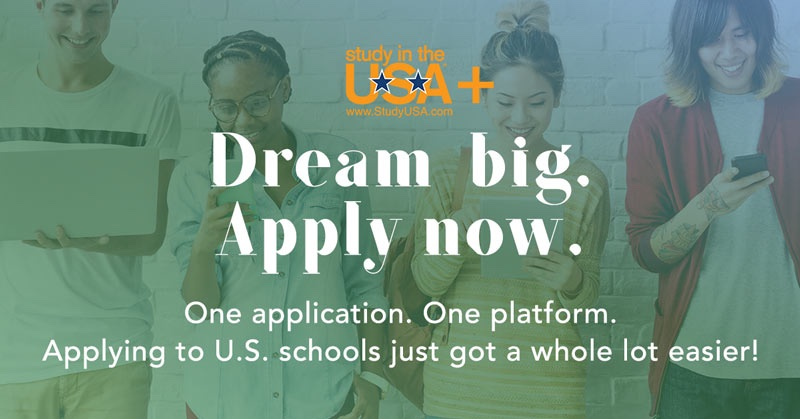 blog Image Introducing StudyUSA+, a Breakthrough School Application Process for Students