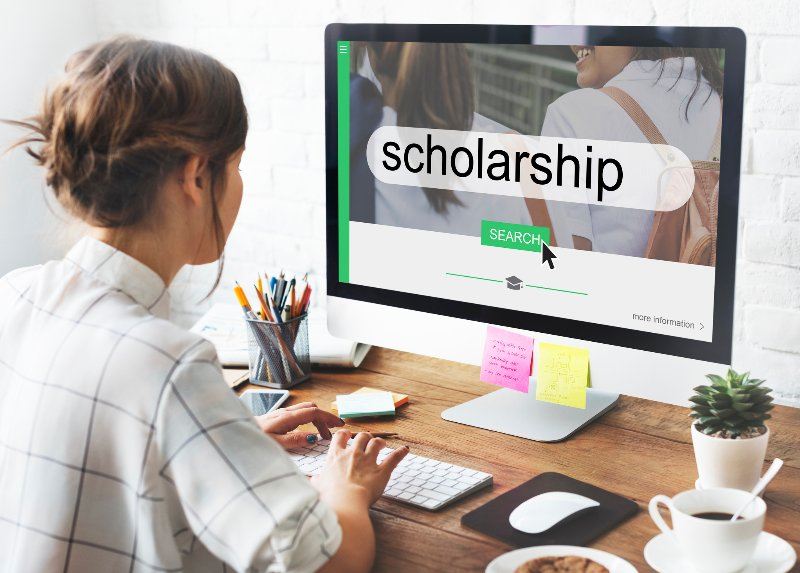 Blog post image for Scholarship Opportunities!