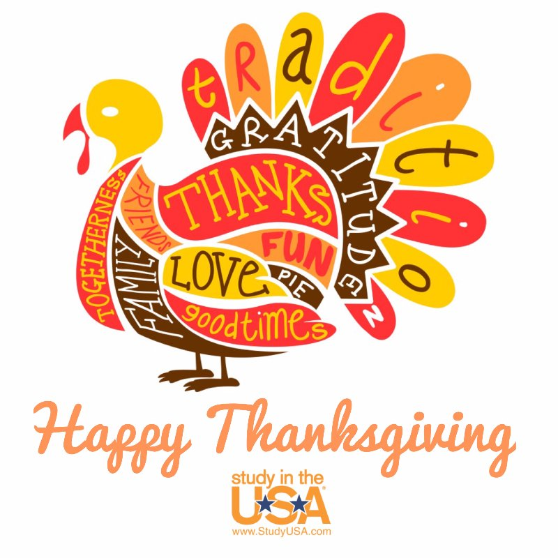 Blog post image for Happy Thanksgiving!