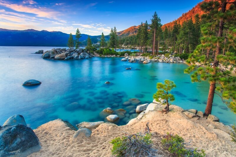Blog post image for From Student Blogger, Jefferson: Tahoe, here I come!