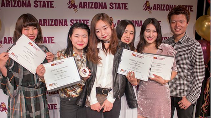Blog post image for Study English in the USA at Arizona State University's Global Launch