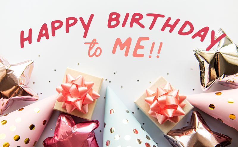 Blog post image for Celebrating my Birthday in the USA!