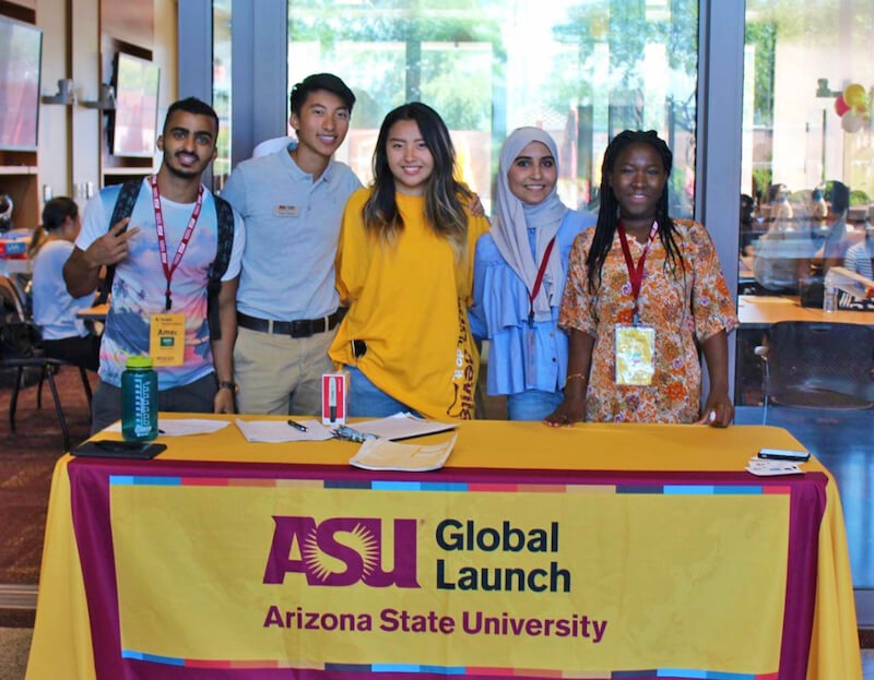 Blog post image for Study English at Arizona State University, the Largest Public University in the United States!