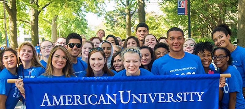 Blog post image for Find your home at American University
