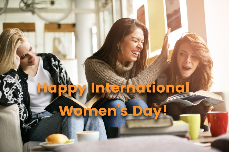 Blog post image for Happy International Women's Day!