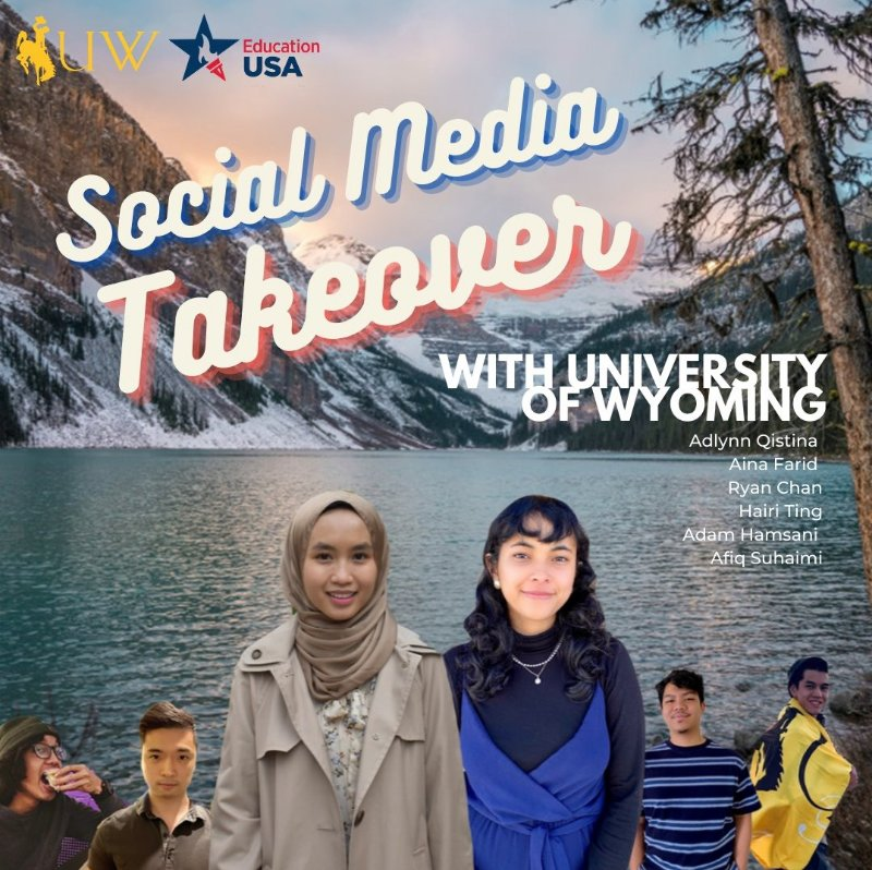 blog Image University of Wyoming dan EducationUSA Malaysia Live Session