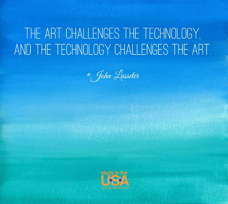 blog Image Monday Quote by John Lasseter