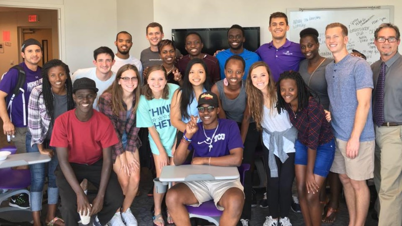 Blog post image for Learn English at Texas Christian University