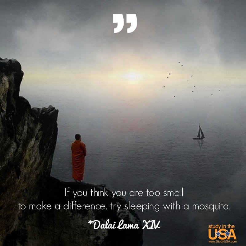 Blog post image for Monday Quote by Dalai Lama XIV
