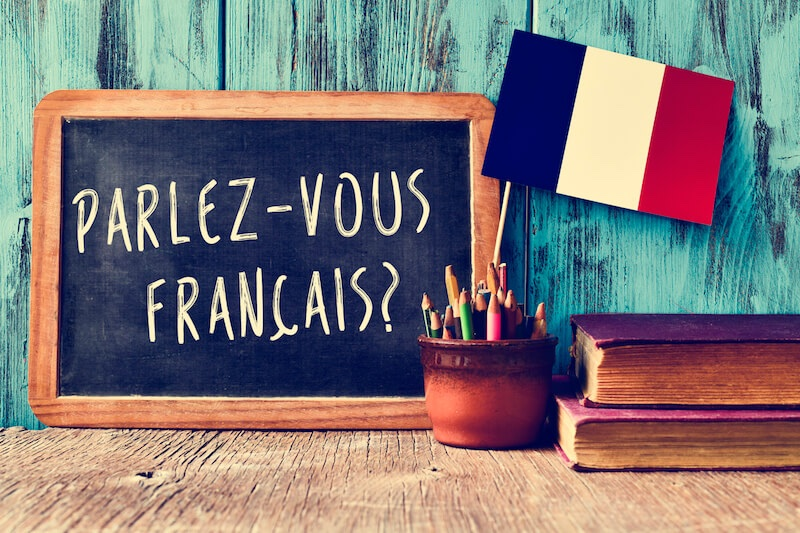 Blog post image for From Student Blogger, Ravi: So, Wait! You Speak French!?