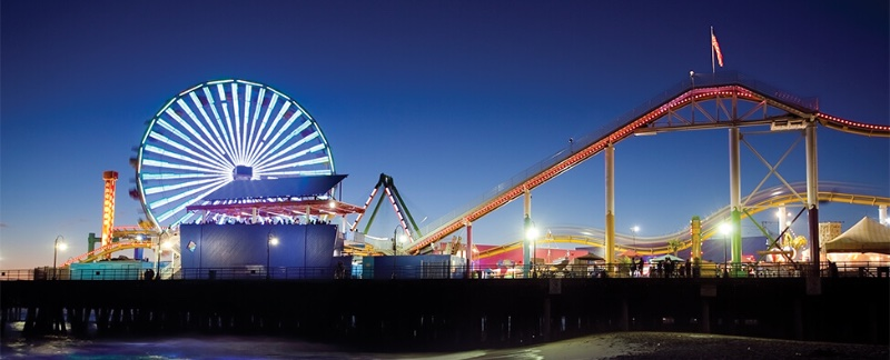 Blog post image for Learn English and Discover Santa Monica, California