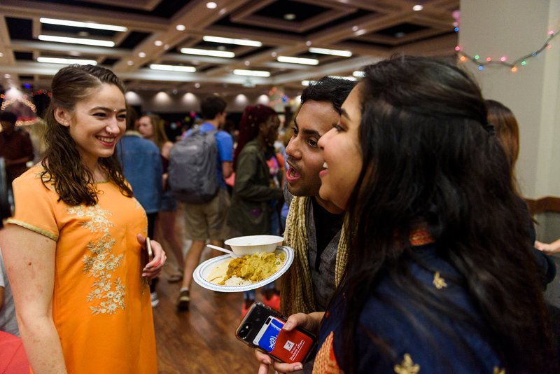 blog Image Diwali Celebration at University of Alabama