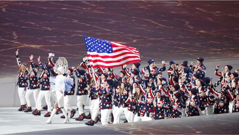 Blog post image for Today is the opening ceremony for the Winter Olympics