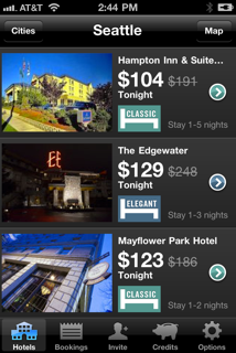 blog Image Explore the USA with the help of a new mobile app