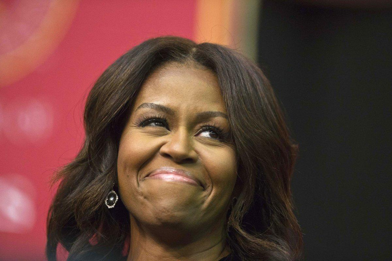 blog Image Michelle Obama to give commencement address at City College of New York (CCNY) on Friday!