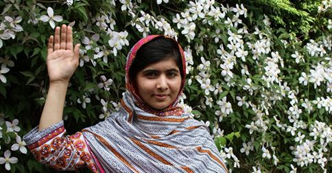blog Image Today is International Malala Day!
